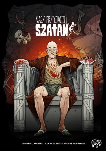 Okładka książki Nasz przyjaciel Szatan