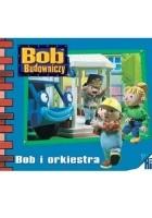 Naklejkowe szaleństwo nr 41. Bob Budowniczy. Bob i orkiestra