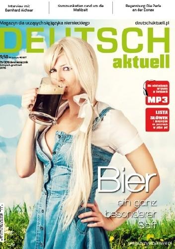 Okładka książki Deutsch Aktuell 79/2016