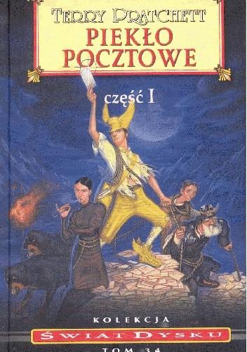 Okładka książki Piekło pocztowe, część 1