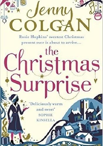 Okładka książki The Christmas Surprice