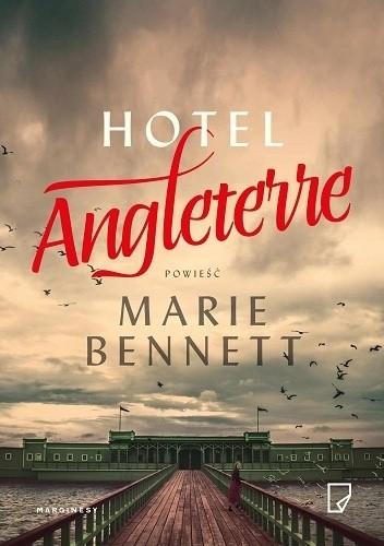 Okładka książki Hotel Angleterre