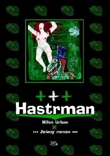 Okładka książki Hastrman