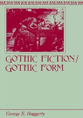 Okładka książki Gothic Fiction/Gothic Form