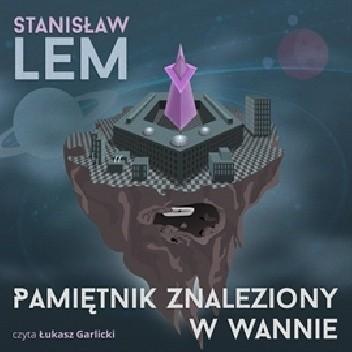 Okładka książki Pamiętnik znaleziony w wannie (audiobook), czyta: Łukasz Garlicki