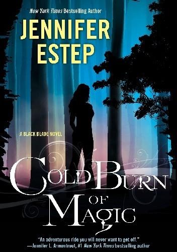 Okładka książki Cold Burn of Magic