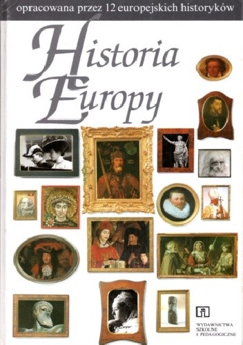 Okładka książki Historia Europy