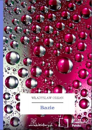 Okładka książki Bazie