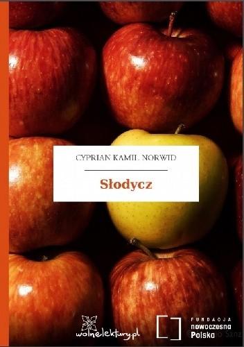 Okładka książki Słodycz