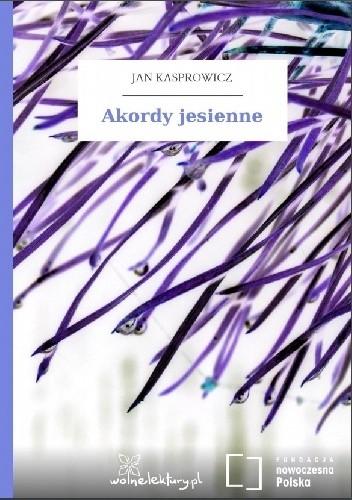 Okładka książki Akordy jesienne