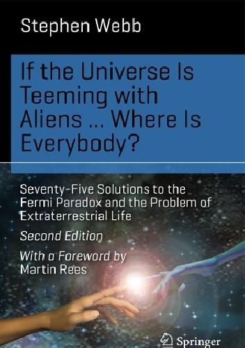Okładka książki If the Universe Is Teeming with Aliens ... Where Is Everybody?