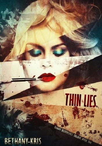 Okładka książki Thin Lies