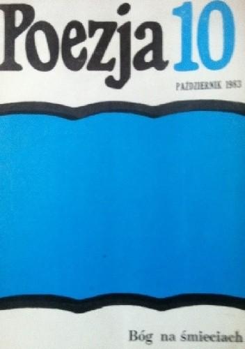 Okładka książki Poezja Nr 10 (212) Rok XVIII październik 1983