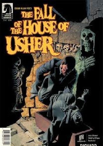 Okładka książki Edgar Allen Poe Fall of the House Of Usher #2
