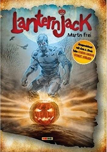 Okładka książki Lantern Jack