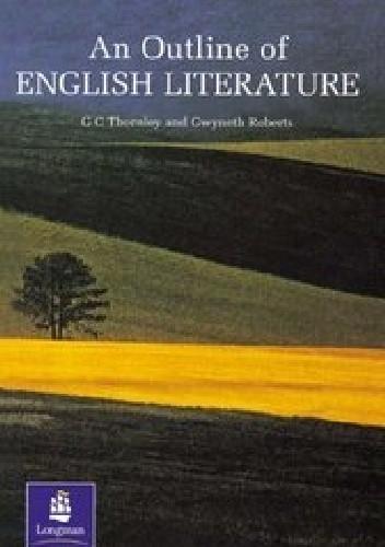 Okładka książki An Outline of English Literature
