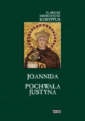 Okładka książki Joannida. Pochwała Justyna