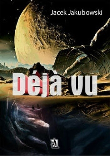 Okładka książki Deja vu