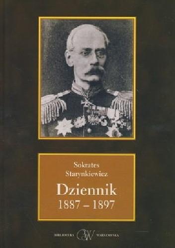 Okładka książki Dziennik 1887-1897