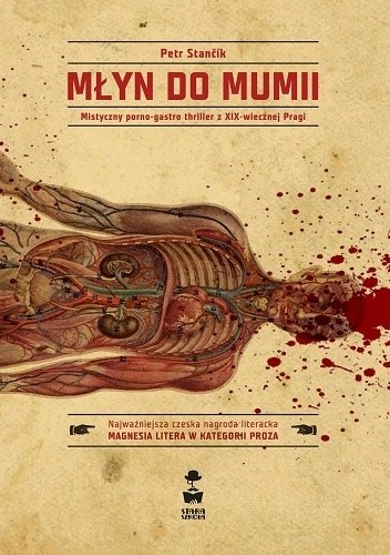 Okładka książki Młyn do mumii