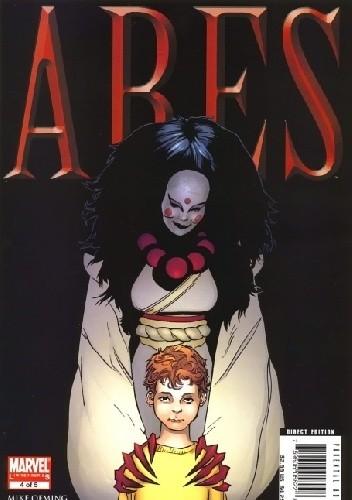 Okładka książki Ares #4