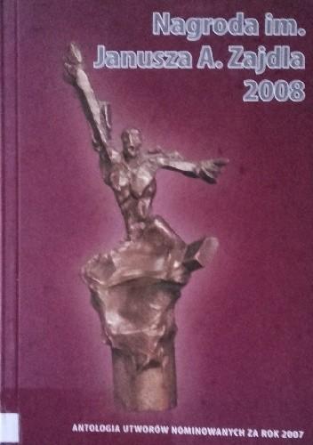 Okładka książki Nagroda im. Janusza A. Zajdla 2008