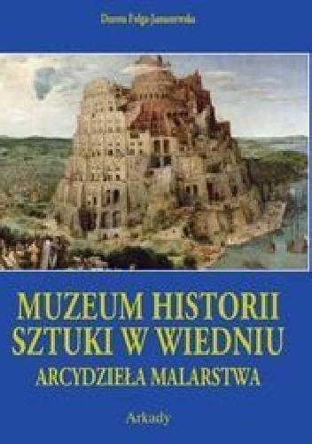 Okładka książki Muzeum Historii Sztuki w Wiedniu