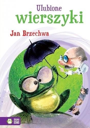 Okładka książki Ulubione wierszyki. Jan Brzechwa