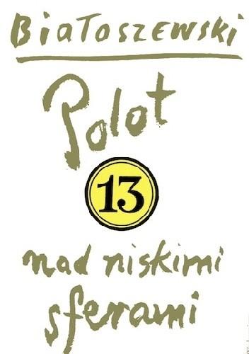 Okładka książki Polot nad niskimi sferami