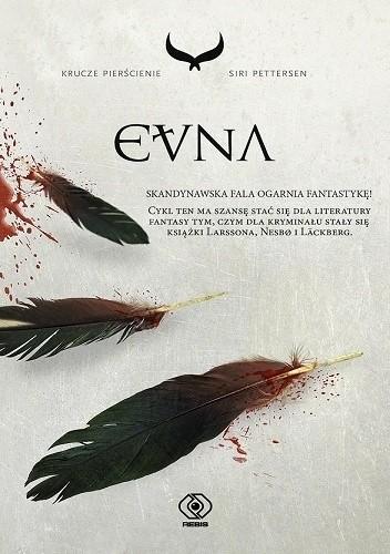 Okładka książki Evna