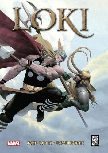 Okładka książki Loki