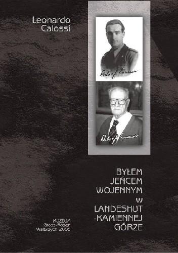 Okładka książki Byłem jeńcem wojennym w Landeshut- Kamiennej Górze
