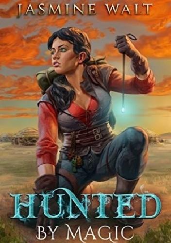 Okładka książki Hunted by Magic