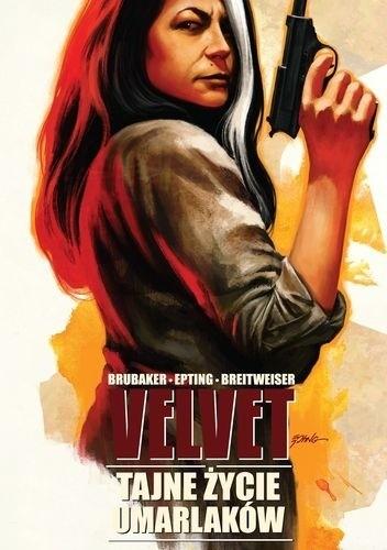 Okładka książki Velvet #2 - Tajne życie umarlaków