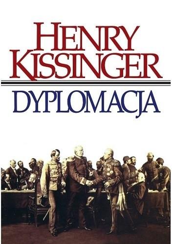Okładka książki Dyplomacja