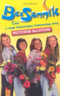 Okładka książki Bezsennik, czyli o czym dziewczyny rozmawiają nocą. Wszystkiego najlepszego