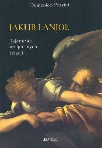 Okładka książki Jakub i anioł