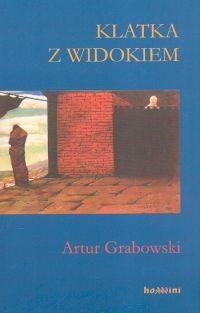Okładka książki Klatka z widokiem