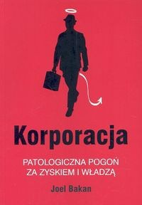 Okładka książki Korporacja