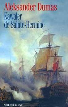 Okładka książki Kawaler de Sainte-Hermine