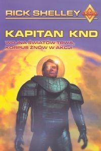 Okładka książki Kapitan KND