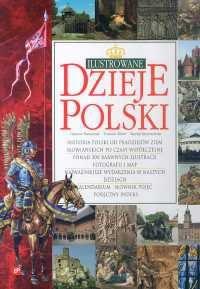 Okładka książki Ilustrowane dzieje Polski