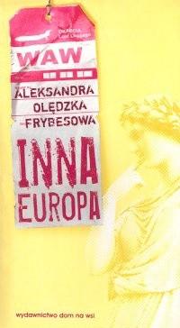 Okładka książki Inna Europa