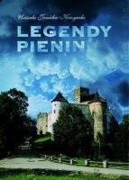 Okładka książki Legendy Pienin
