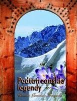 Okładka książki Podtatrzańskie legendy