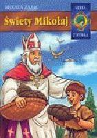 Okładka książki Święty Mikołaj