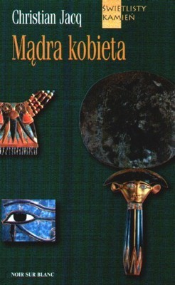 Okładka książki Świetlisty kamień t2. Mądra kobieta
