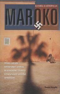 Okładka książki Maroko