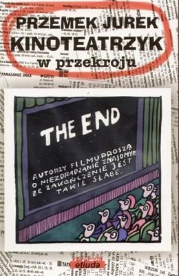 Okładka książki Kinoteatrzyk w przekroju