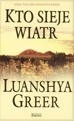 Okładka książki Kto sieje wiatr